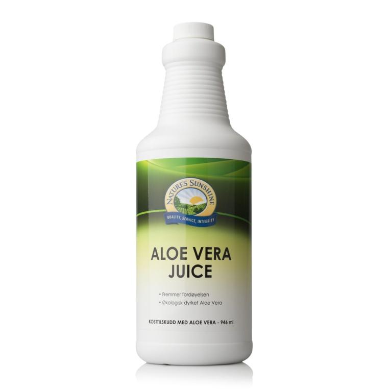 Nature's Sunshine Aloe Vera Juice