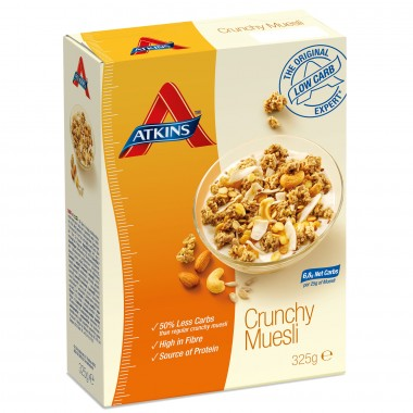 Atkins Day Break Crunchy Muesli