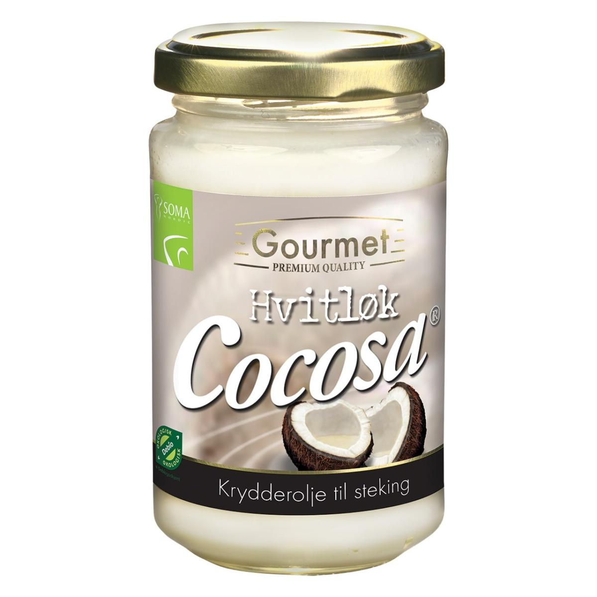 Cocosa Gourmet Hvitløk