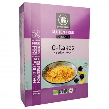 Urtekram C-Flakes Glutenfri Økologisk
