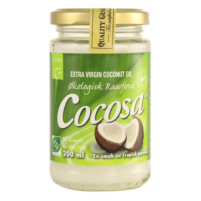 Cocosa Extra Virgin 200 ml