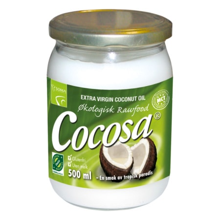 Cocosa Extra Virgin 500 ml