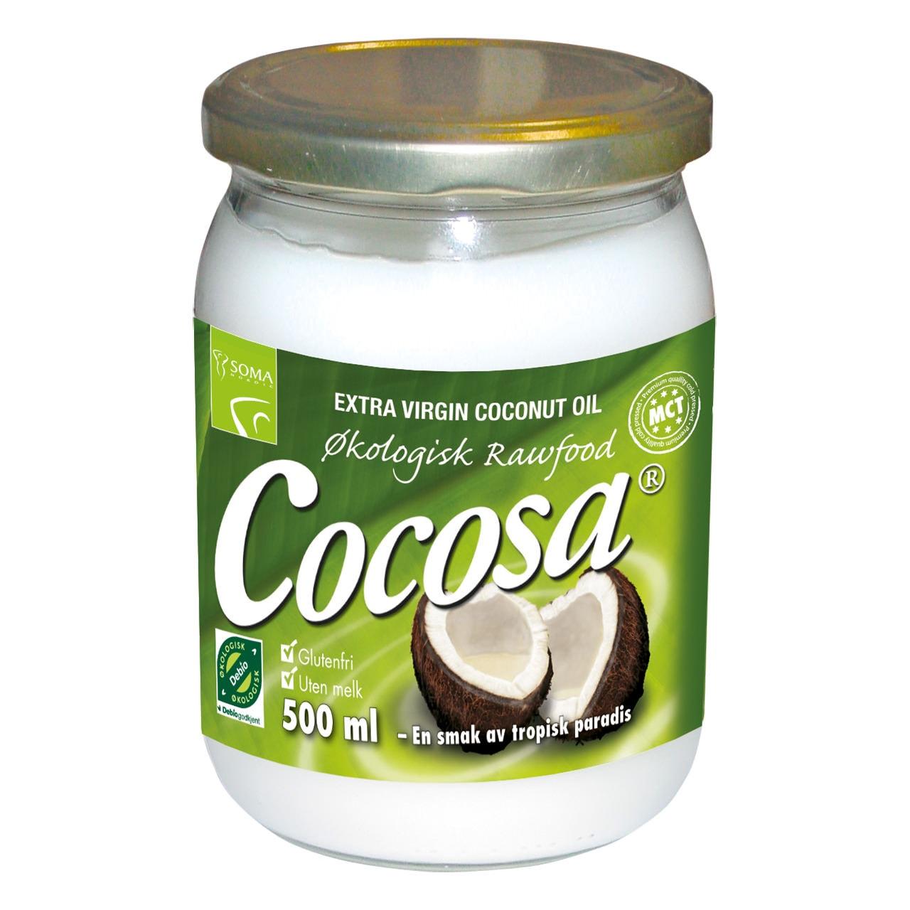 Cocosa Extra Virgin 500 ml