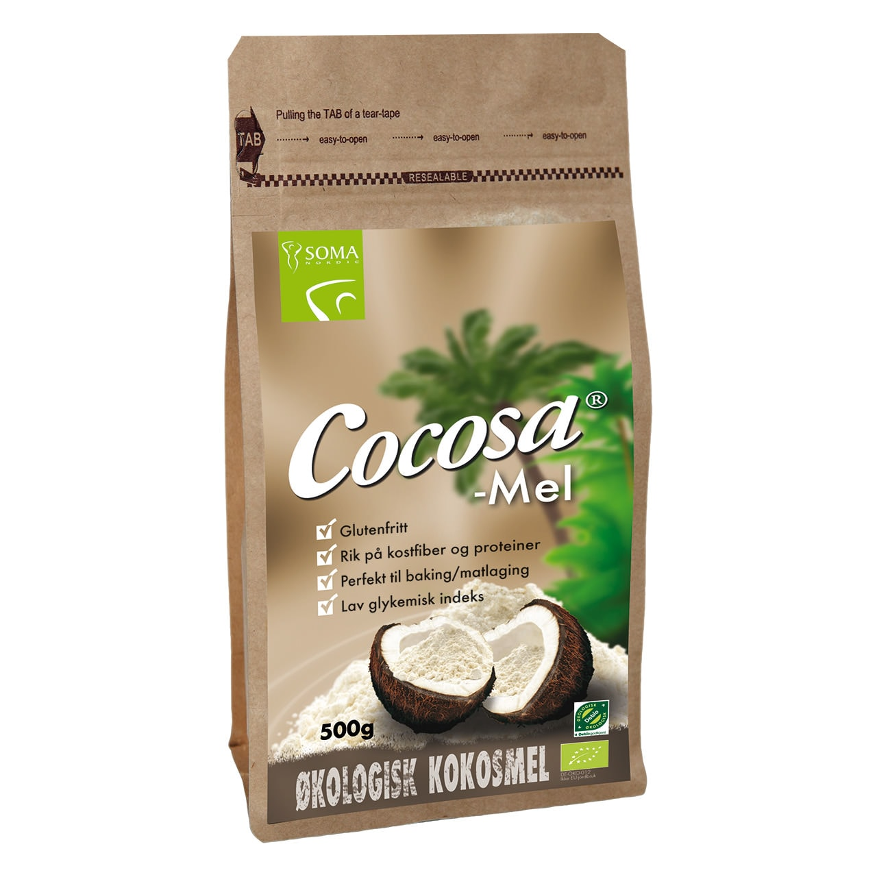 Cocosa Mel