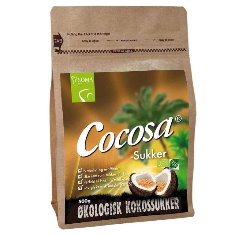 Cocosa Sukker