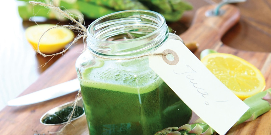 Green & Clean Chlorella Juice