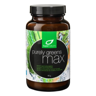 Supernature Purely-Greens-max-90g