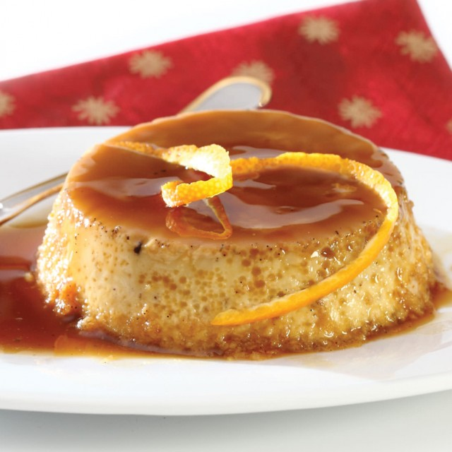 Karamellpudding