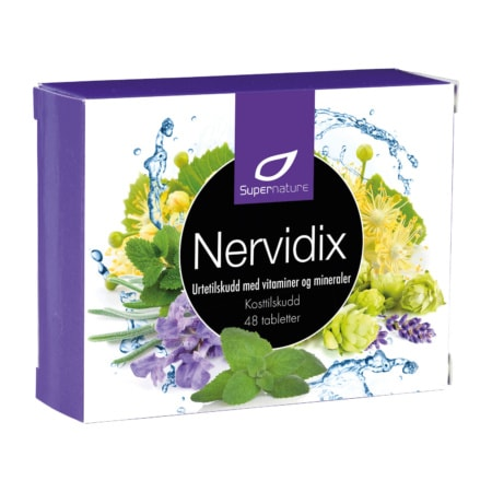 Supernature Nervidix
