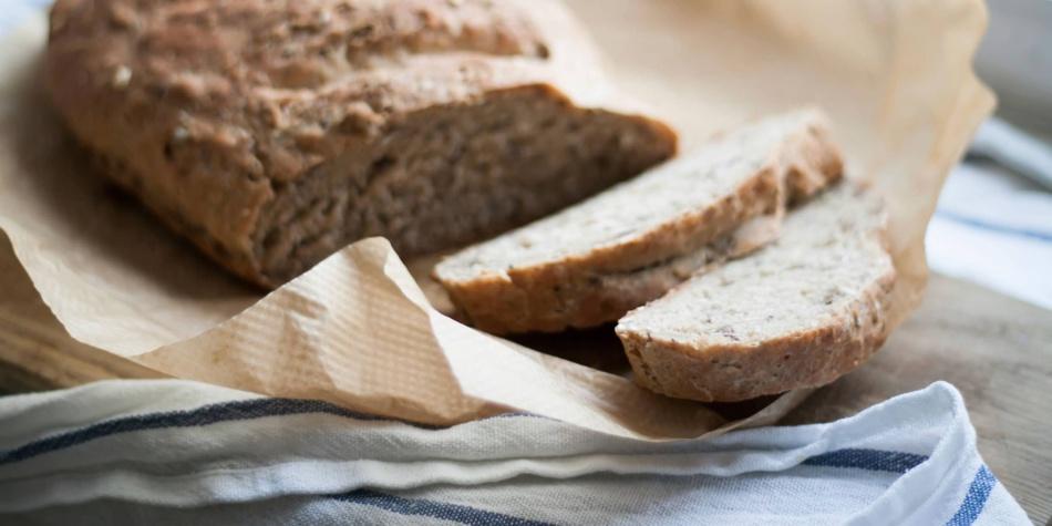 Saftig brød uten gjær