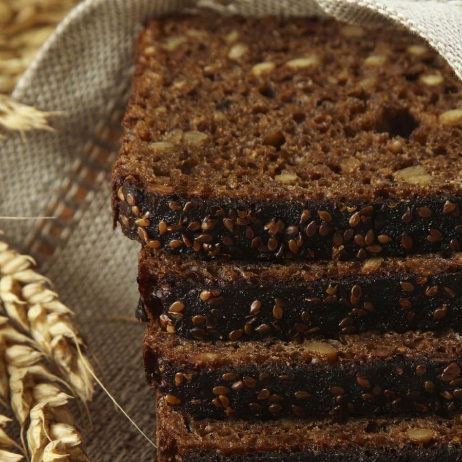 Gulrot- og pastinakk brød uten mel