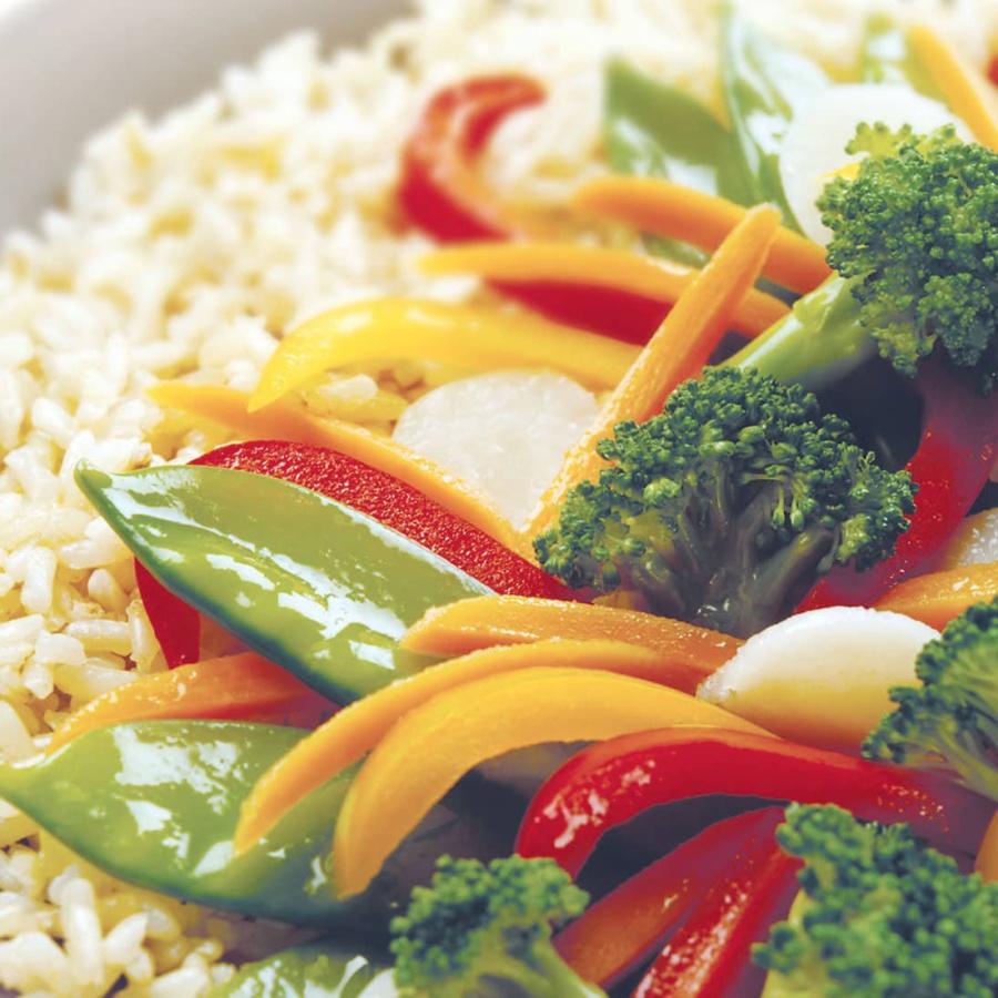 Grønnsaker på 1-2-3