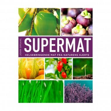Supermat-boken, omslag