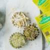 Spirer, spirekasse og Biosnacky spireprodukter