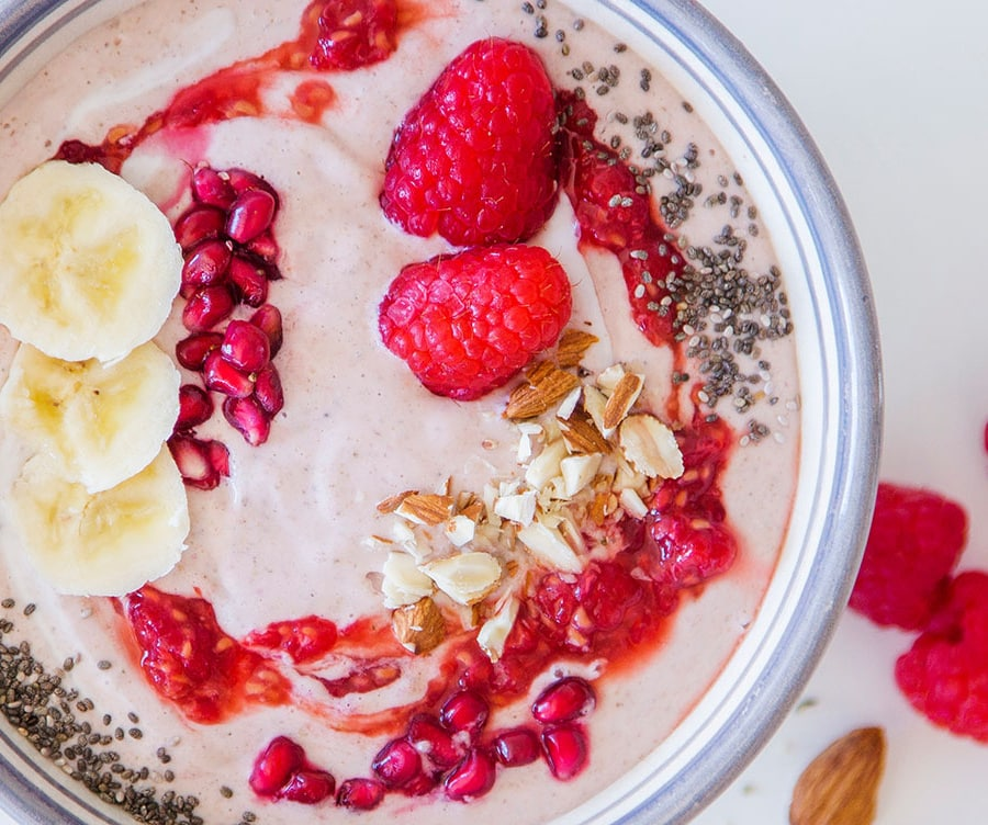 aimforhappiness sommersmoothie