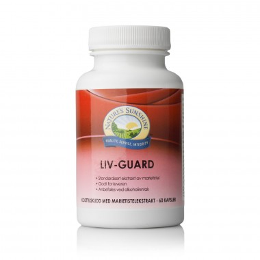 Nature's Sunshine Liv-Guard