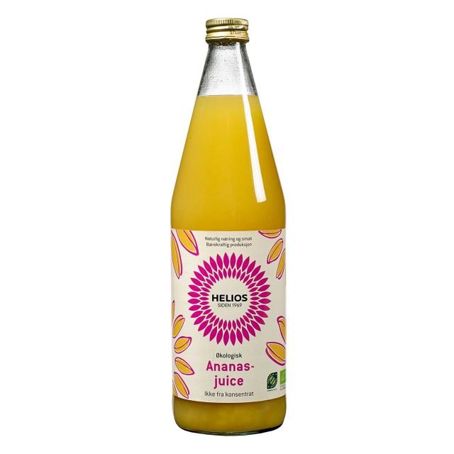 Helios Ananasjuice Økologisk