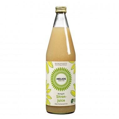 Helios Sitronjuice stor økologisk