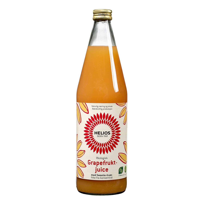 Helios Grapefruktjuice m/sweetie-frukt Demeter