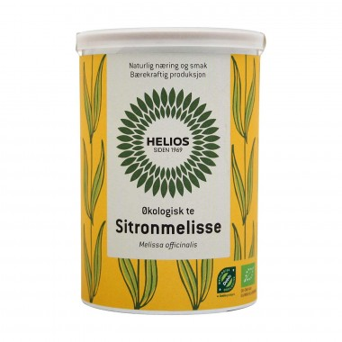 Helios Sitronmelisse-te økologisk