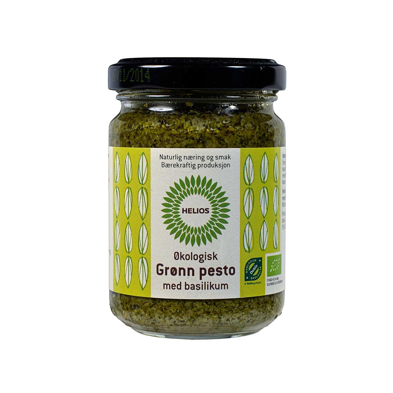 Helios Grønn Pesto Økologisk