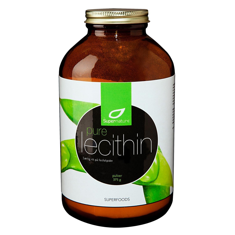 Pure lecithin