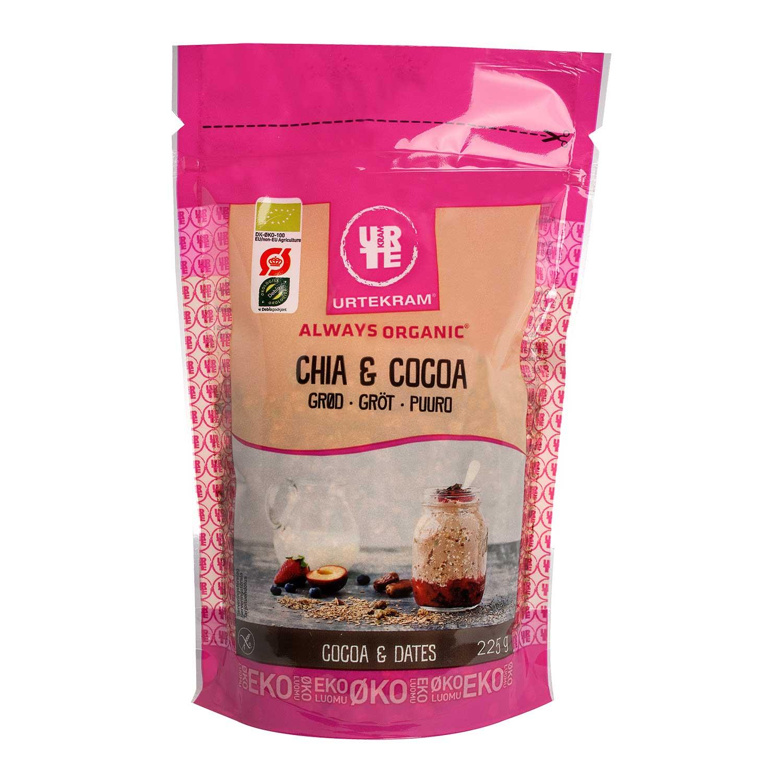 Urtekram Chia Cocoa Grøt Økologisk