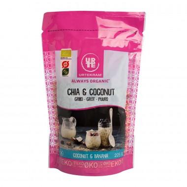 Urtekram Chia Coconut Grøt Økologisk
