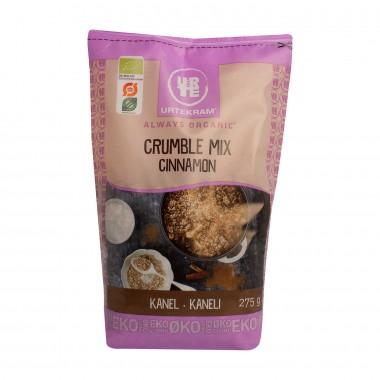 Urtekram Crumble Mix Cinnamon Økologisk