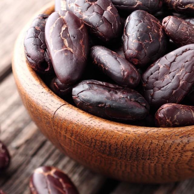 Kakaobønner-soma