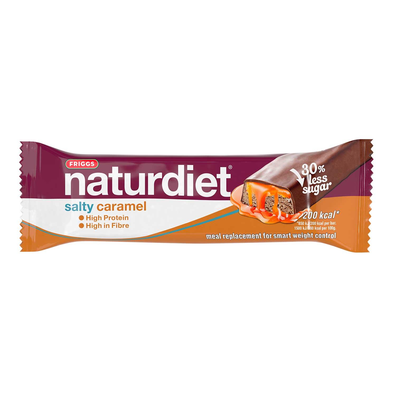 Naturdiet Salty Caramel bar