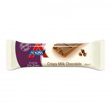 Atkins Endulge Low Sugar Crispy Milk bar