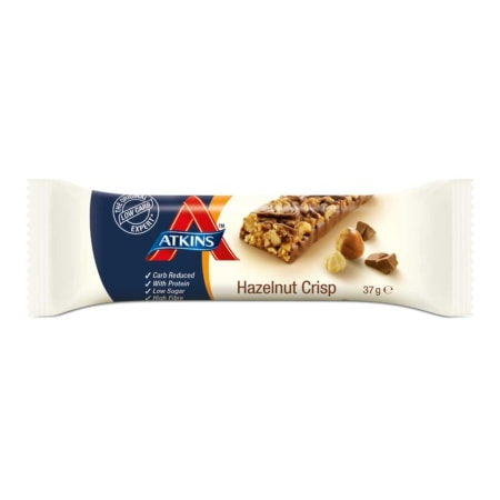 Atkins Hazelnut Crisp bar