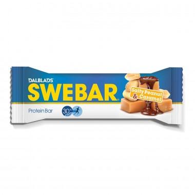 Swebar Salty Peanut Caramel bar