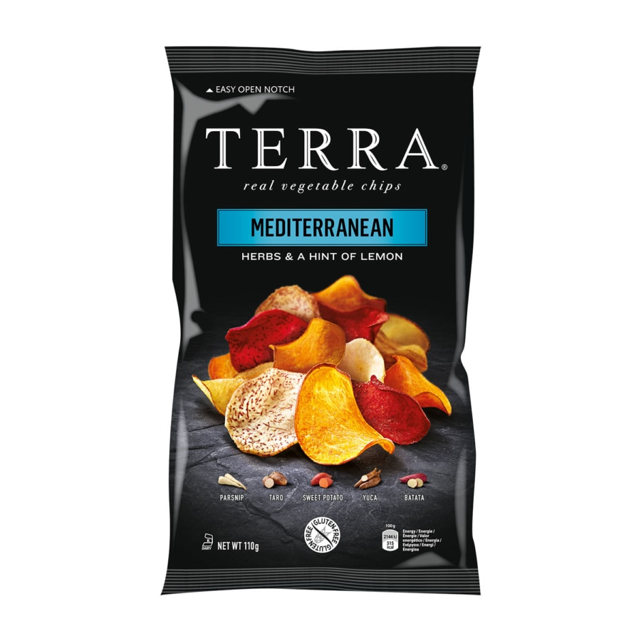 Terra Chips Mediterranean