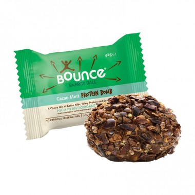 Bounce Energy Ball Kakao Mint