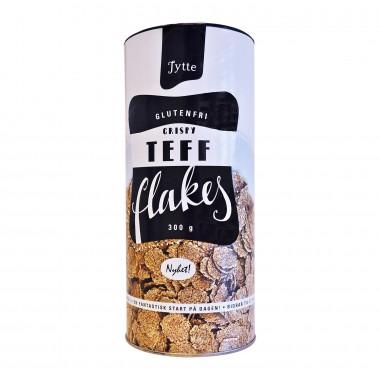 Jyttemel Crispy Teff Flakes Glutenfri