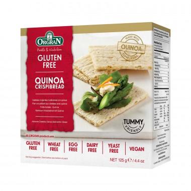 Orgran Quinoa-knekkebrød Glutenfri