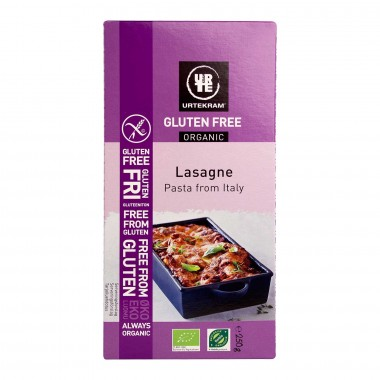 Urtekram Lasagneplater Glutenfri