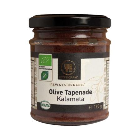 Urtekram Oliven Tapenade Kalamata