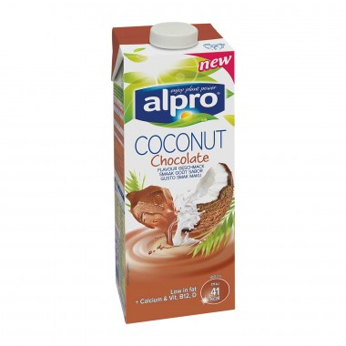 Alpro Kokos- og sjokoladedrikk