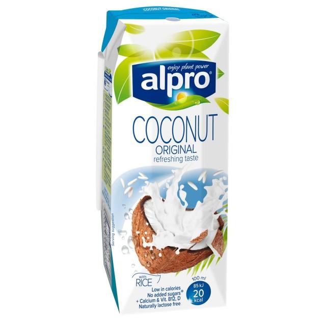 Alpro Ris- og kokosdrikk 250 ml