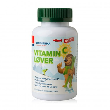 Biopharma C-vitaminløver