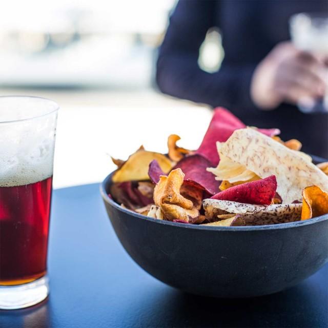 Chips-og-øl