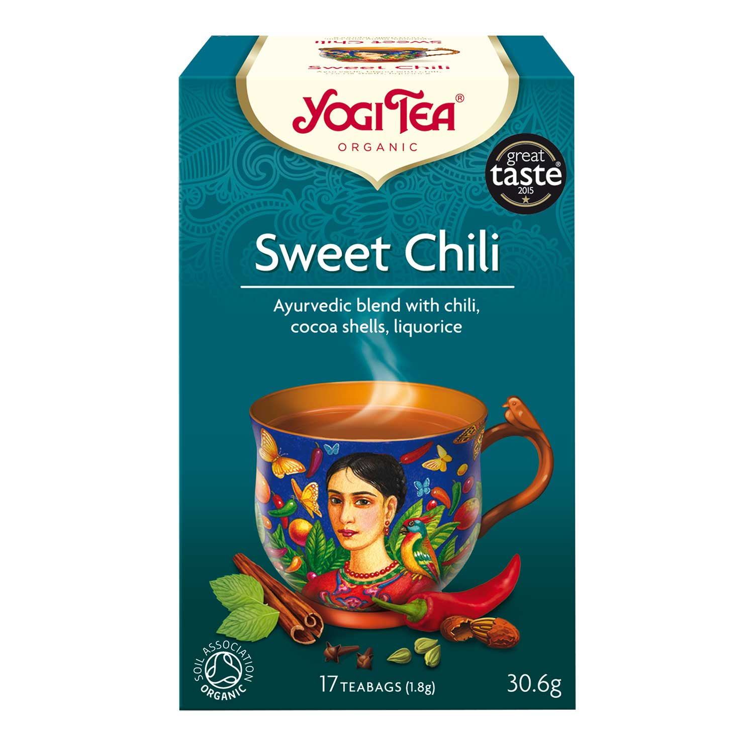 Yogi Tea Sweet Chili Poser Soma No