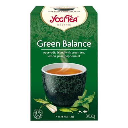 Yogi Tea Green Balance
