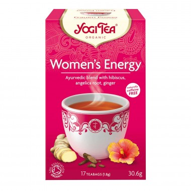 Yogi Tea Women's Energy