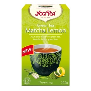Yogi Tea Matcha Lemon