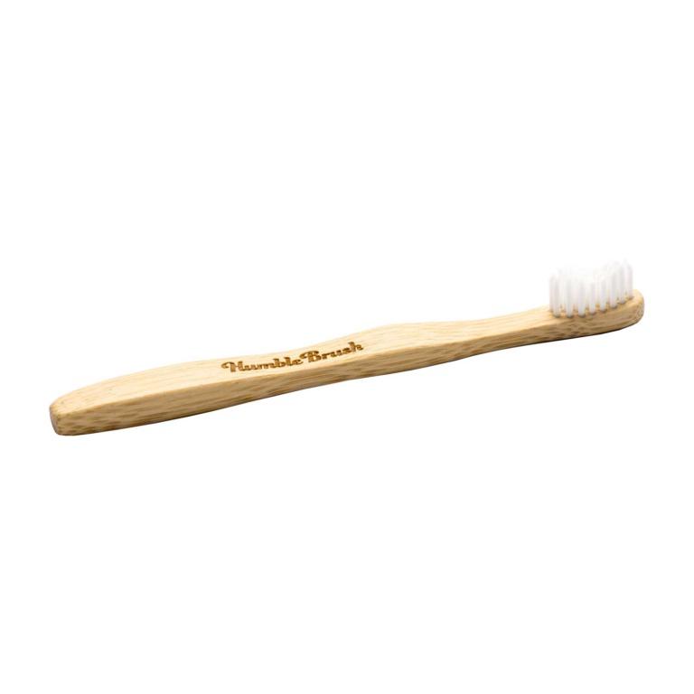 Humble Brush Jr. Hvit