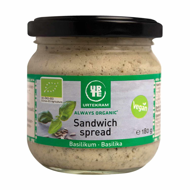 Urtekram Sandwich Spread Økologisk